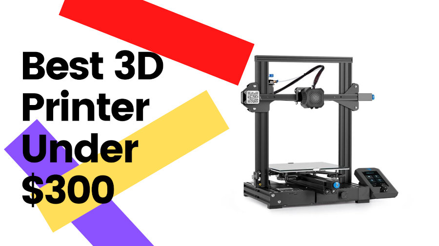 Best 3D Printer Under 300: Creality Ender Series FDM 3D Printer