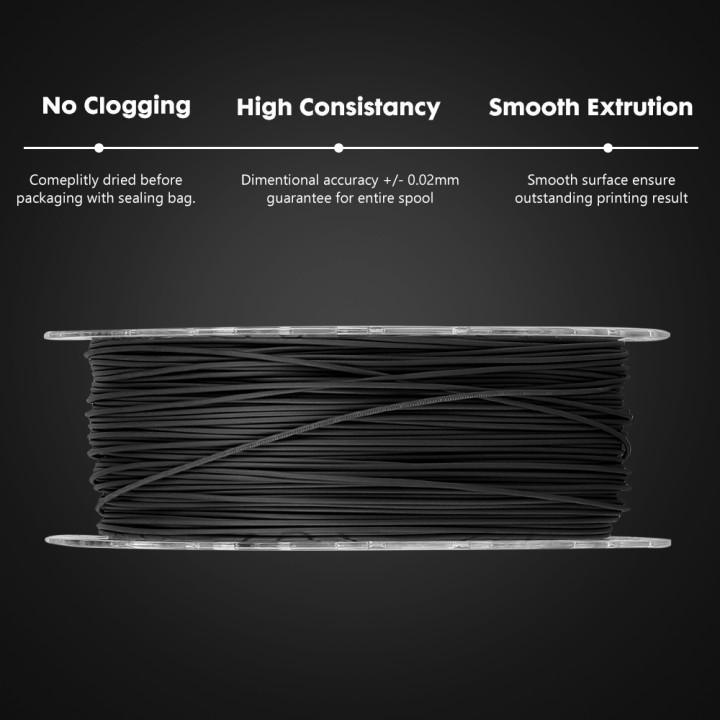 HP Series PLA Filament , Creality HP Series 3D Printer PLA Filament, Creality Filament UK
