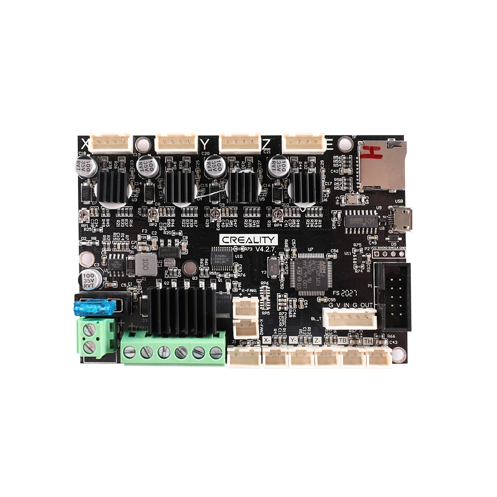 Ender-3Pro Silent Board 4.2.7