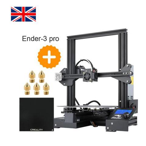 Creality Ender 3 Pro 3D Printer UK, Creality 3D Printer UK