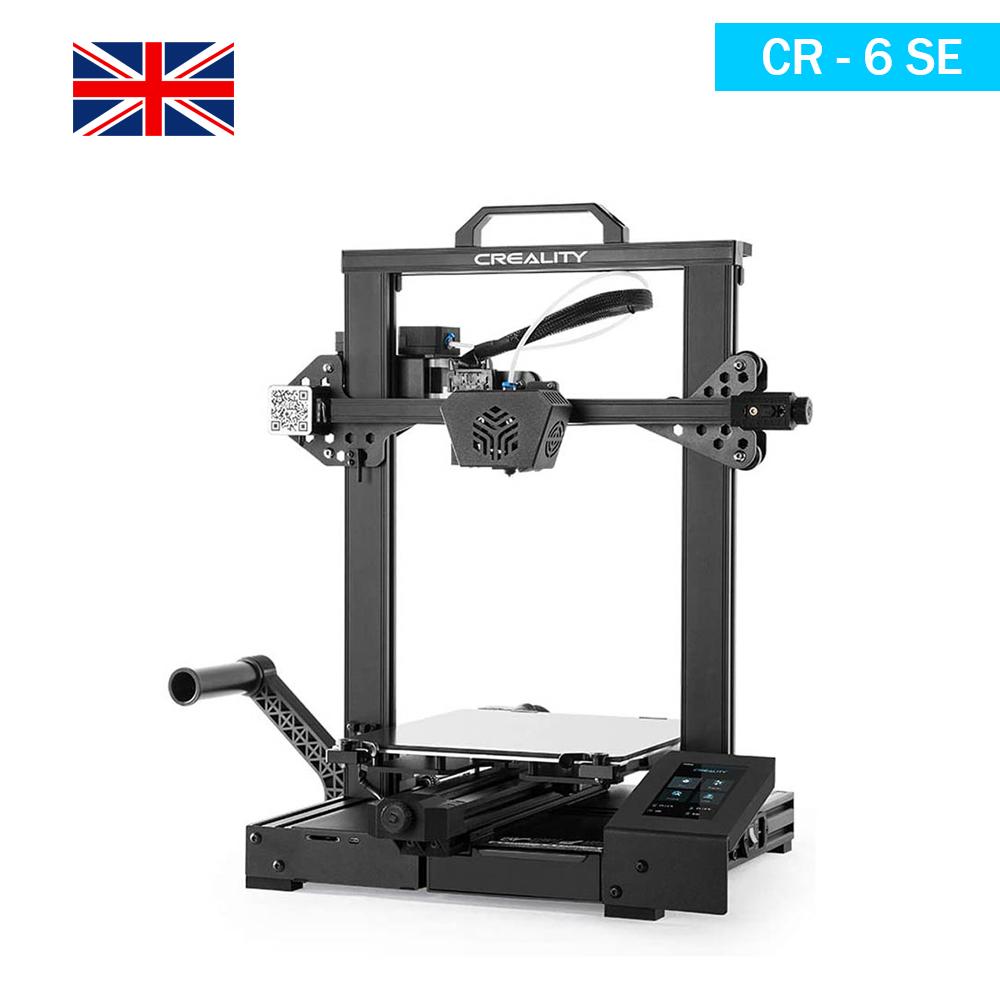 UK Creality CR-6 SE 3D Printer