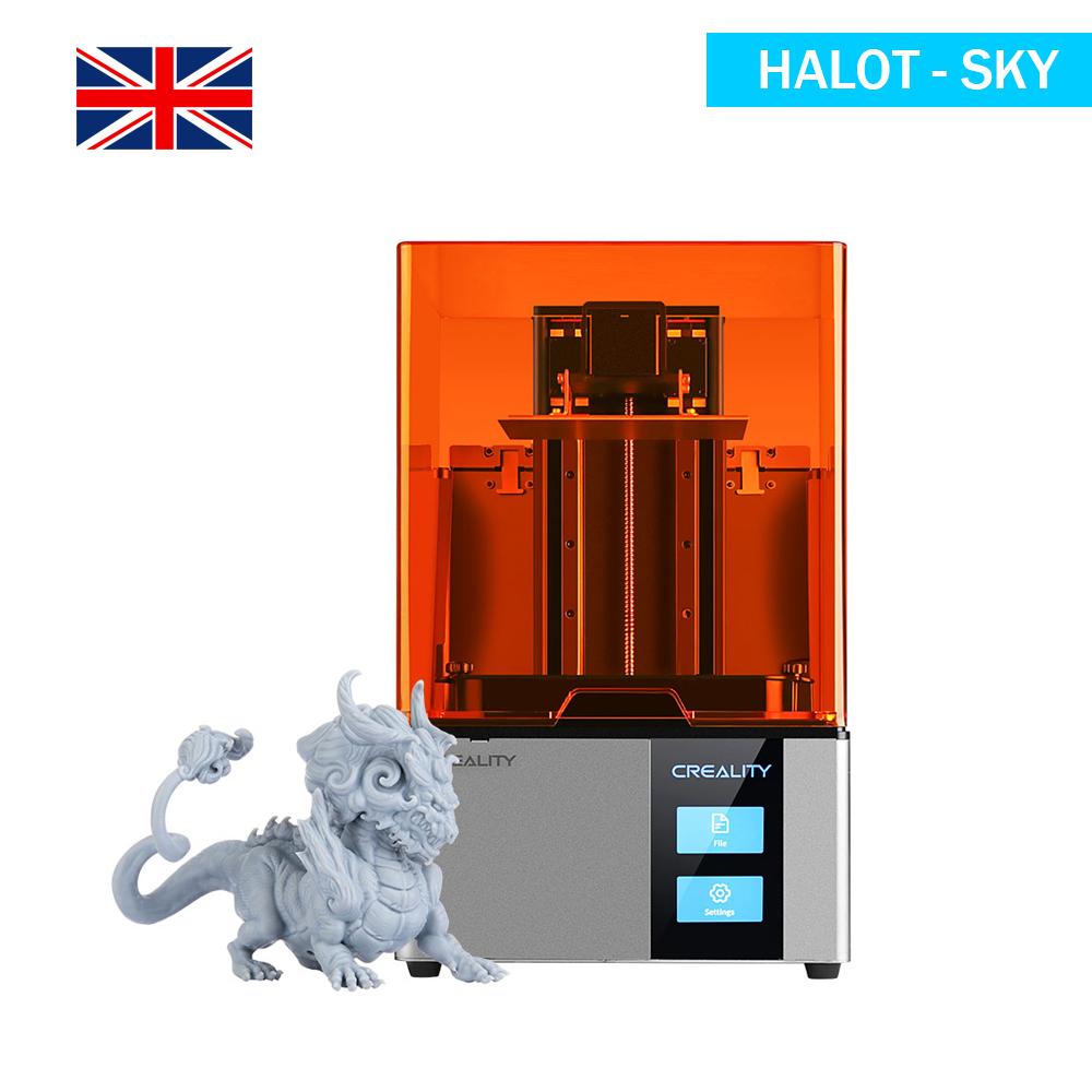 UK Creality Cl-89 Resin 3D Printer