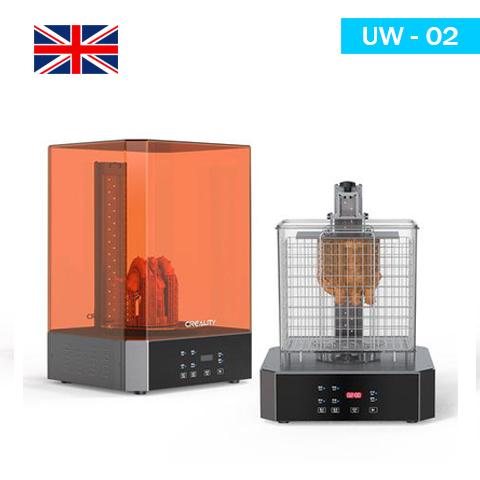 Creality UW-02  Washing and Curing Machine