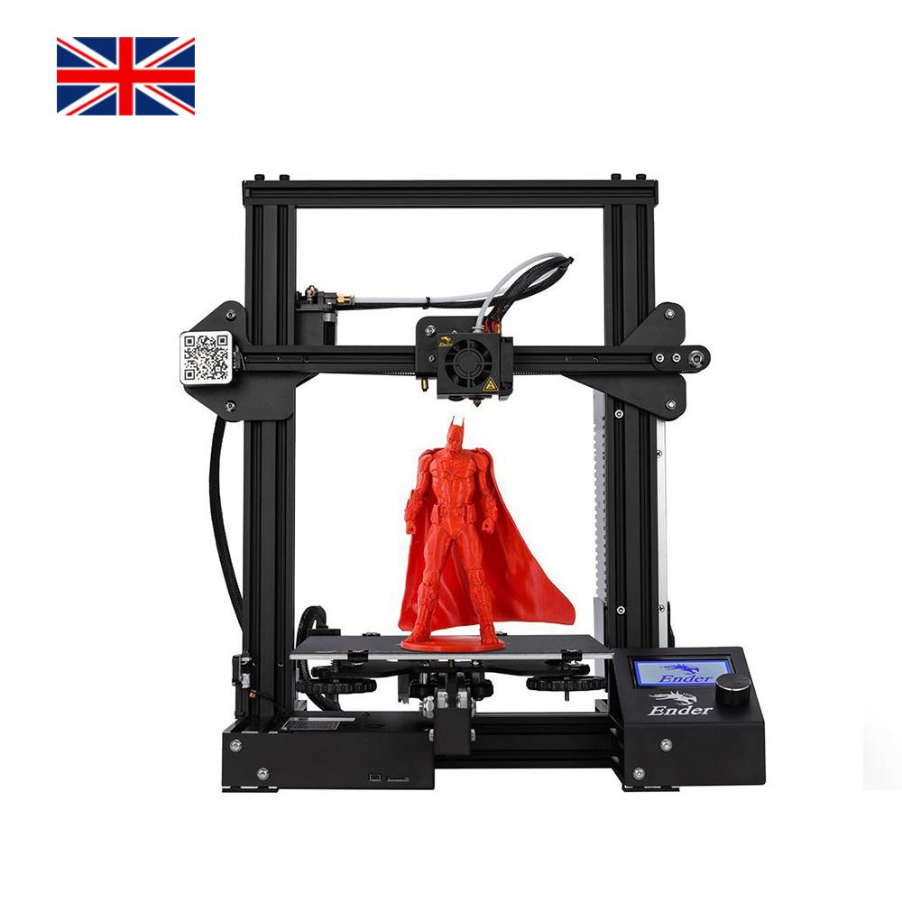 Creality Ender 3 3D Printer UK, Creality 3D Printer UK 4