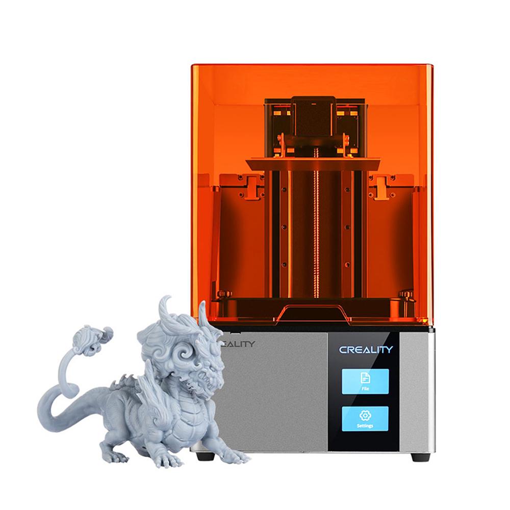UK Creality HALOT SKY(Cl-89) Resin 3D Printer UK store