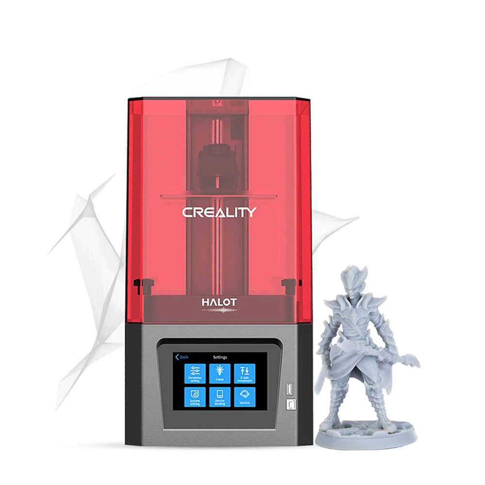 Creality HALOT-ONE CL-60 Resin 3D Printer, UK Online Store