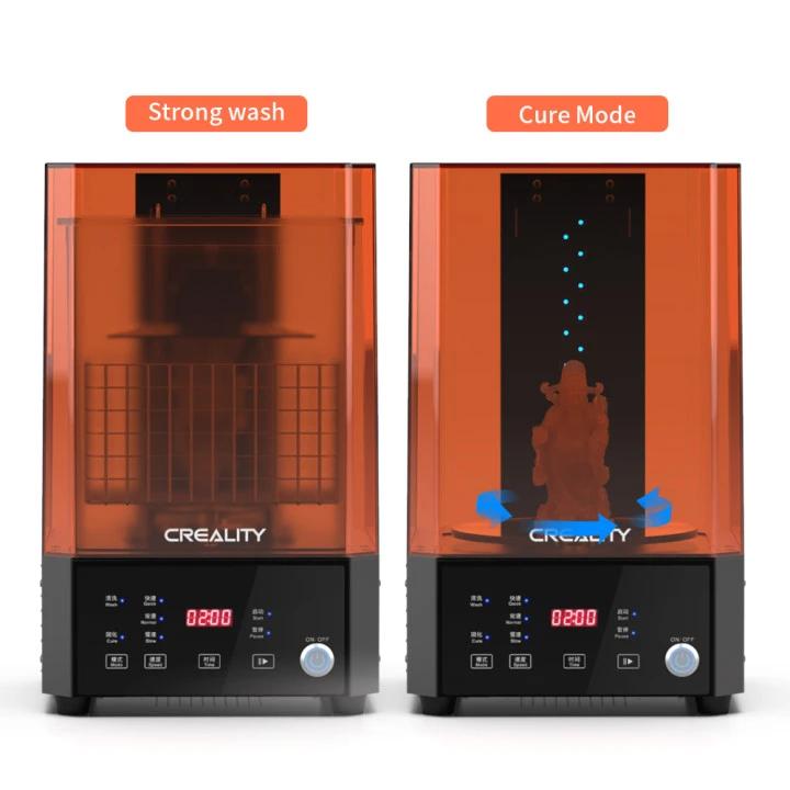 UW-01 Washing/Curing Machine, Creality UK Store
