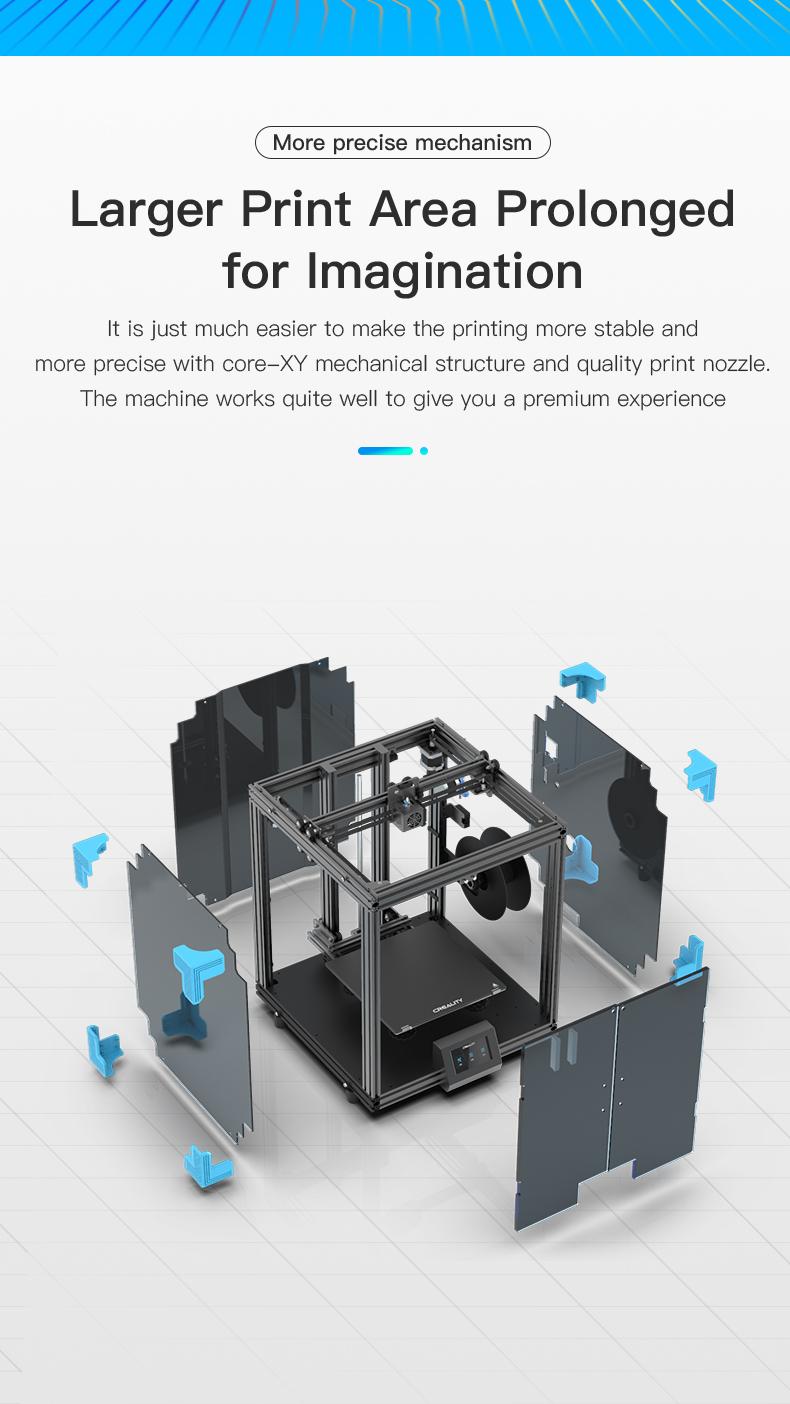 Creality Ender-6 Corexy 3D printer UK
