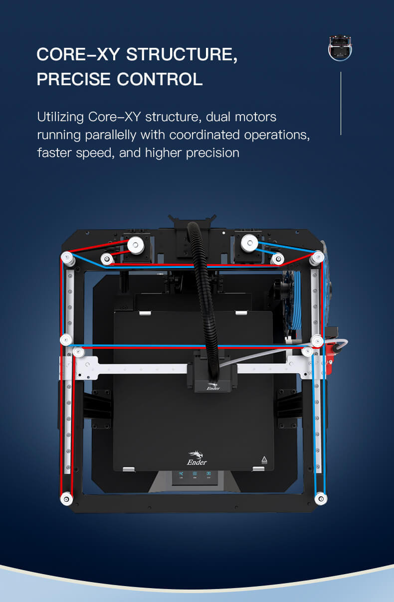 Ender-7 UK, Creality Ender 7 3D Printer UK